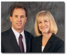 Myles and Susan O' Riordan, Owners of Wagg Funeral Home