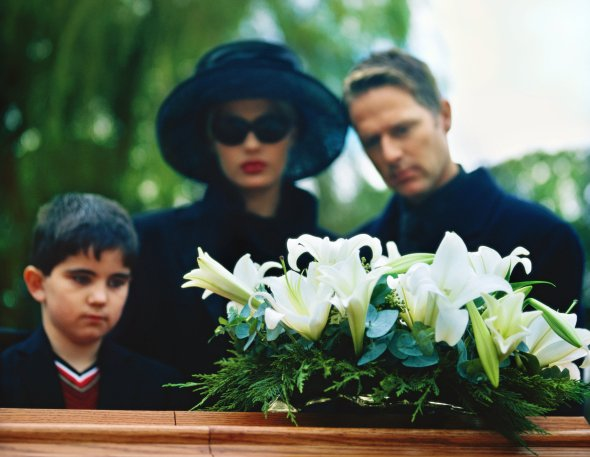 How Does A Funeral Help In The Grieving Process?
