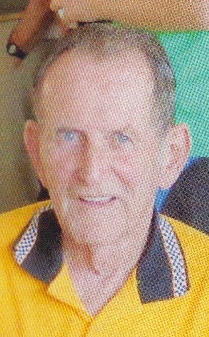 Obituary of Robert Edward Burns