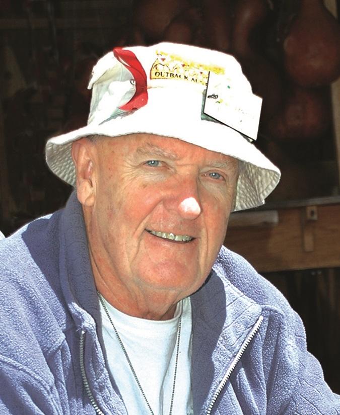 Obituary of Bill Barr